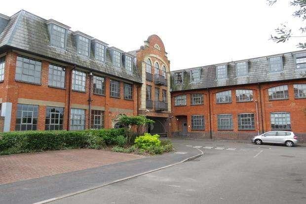2 Bedrooms Apartment Flat for sale in Webbs Factory, Brockton Street, Northampton, NN2