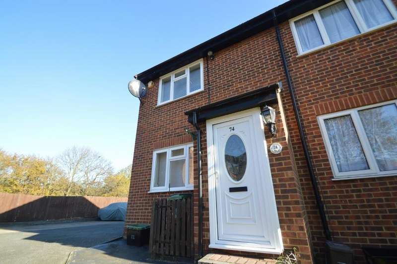 2 Bedrooms End Of Terrace House for sale in Halifield Drive, Belvedere DA17
