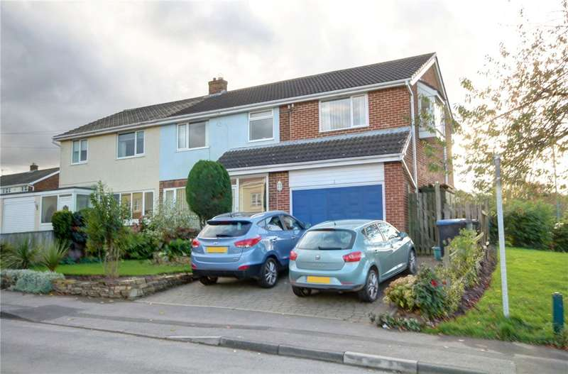 5 Bedrooms Semi Detached House for sale in Brackendale Road, Belmont, Durham, DH1