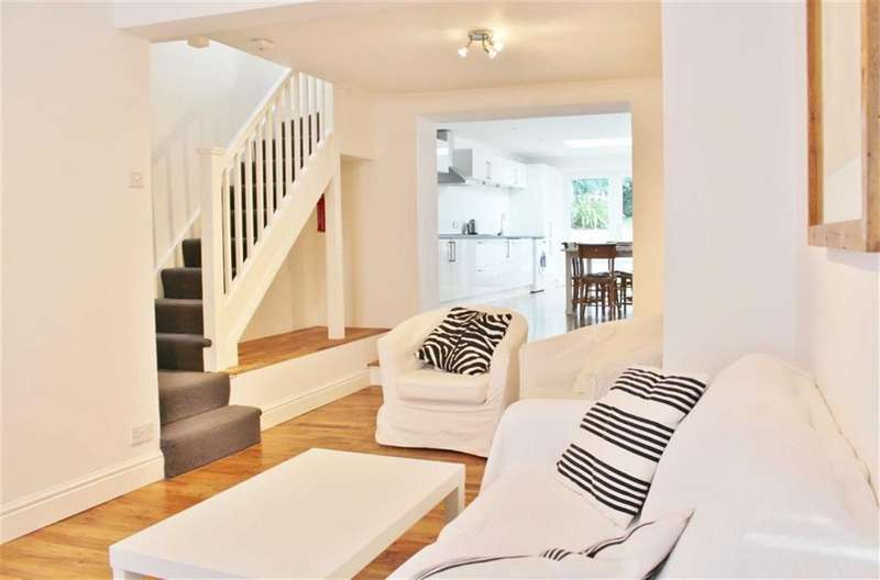 2 Bedrooms Terraced House for sale in Park Street, Mumbles