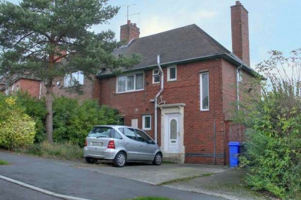 3 Bedrooms Semi Detached House for sale in Elm Crescent, Sheffield, South Yorkshire, S20 5AT