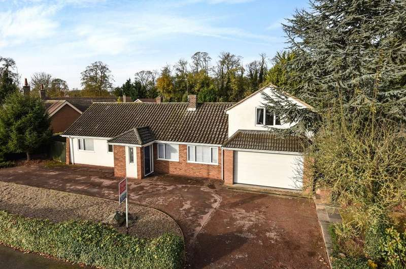 5 Bedrooms Detached Bungalow for sale in Southgate Spinneys, South Rauceby, NG34
