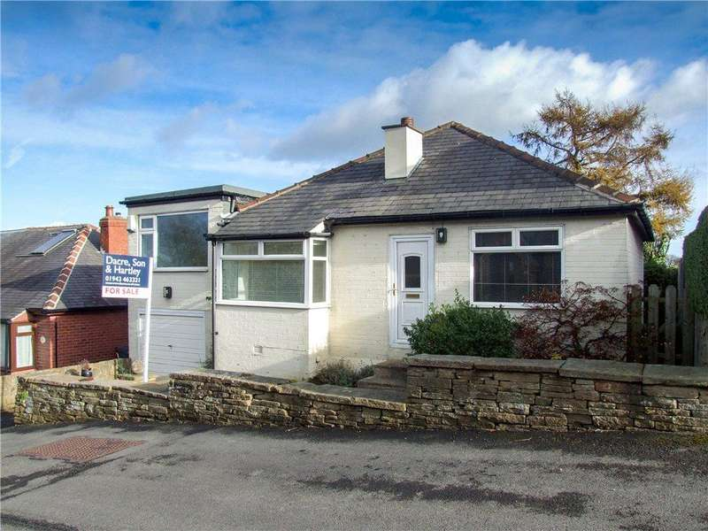2 Bedrooms Detached Bungalow for sale in Park Mount, Pool in Wharfedale, Otley, West Yorkshire