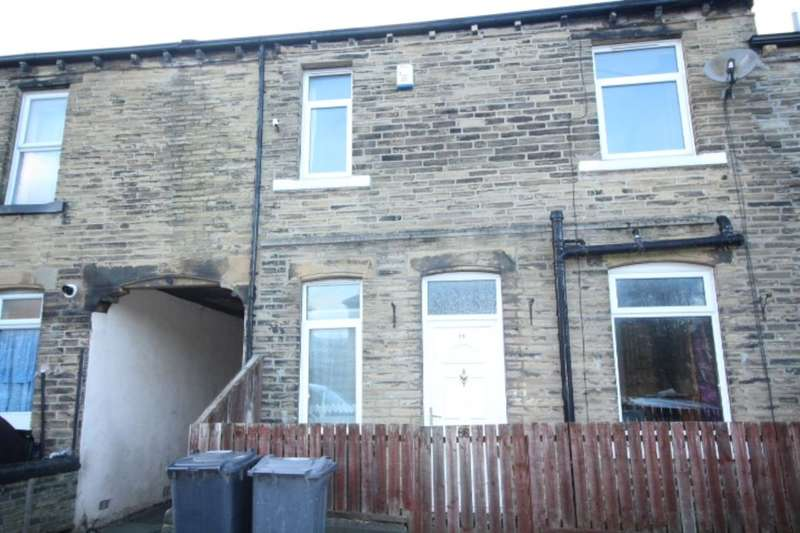 2 Bedrooms Property for sale in Haycliffe Road, Bradford, BD5