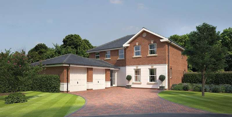 4 Bedrooms Detached House for sale in The Portland, Richmond Point, Queensway, Lytham St Annes