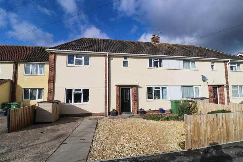 4 Bedrooms Semi Detached House for sale in Hooper Road, Street