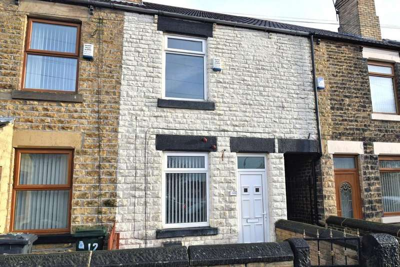 2 Bedrooms Terraced House for sale in Highwoods Road, Mexborough