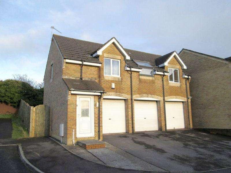 1 Bedroom Apartment Flat for sale in Mackworth Street Bridgend CF31 1LP