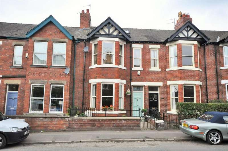 4 Bedrooms Terraced House for sale in Bishopthorpe Road, York, YO23 1PD