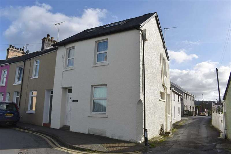 2 Bedrooms End Of Terrace House for sale in Drovers Road, Lampeter