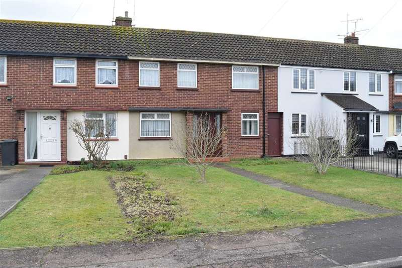2 Bedrooms House for sale in Cheviot Drive, Chelmsford