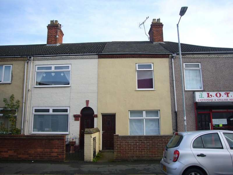 3 Bedrooms Terraced House for sale in Weatherill Street, Goole