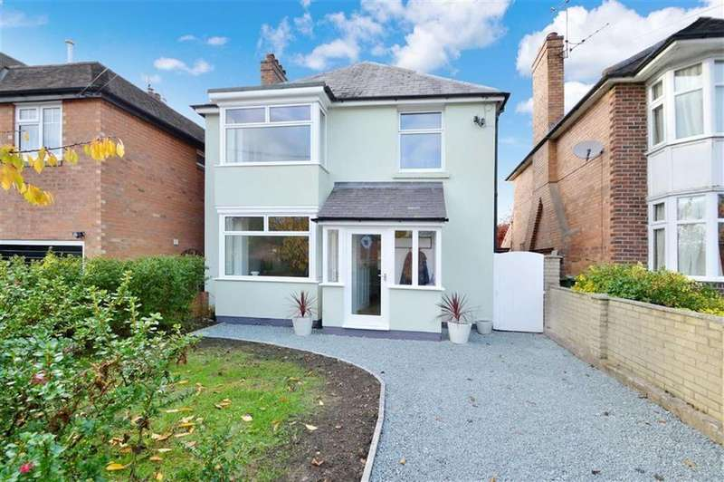 3 Bedrooms Detached House for sale in 6, Oak Street, Belle Vue, SY3