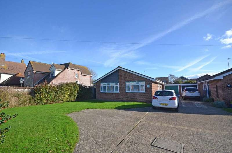 2 Bedrooms Detached Bungalow for sale in Manor Road, Selsey, PO20