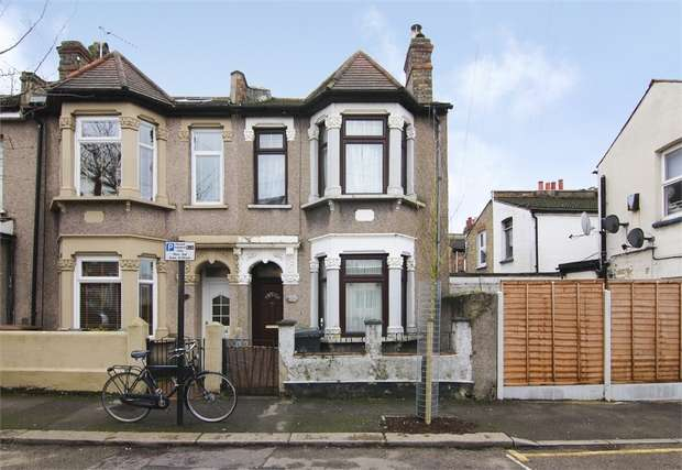 3 Bedrooms End Of Terrace House for sale in Goldsmith Road, Walthamstow, London