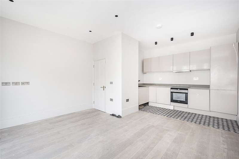 2 Bedrooms Flat for sale in Alderbrook Road, London, SW12