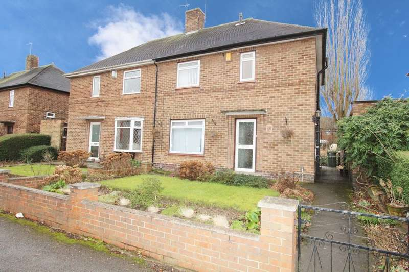 3 Bedrooms Semi Detached House for sale in Fernwood Crescent, Wollaton, NG8