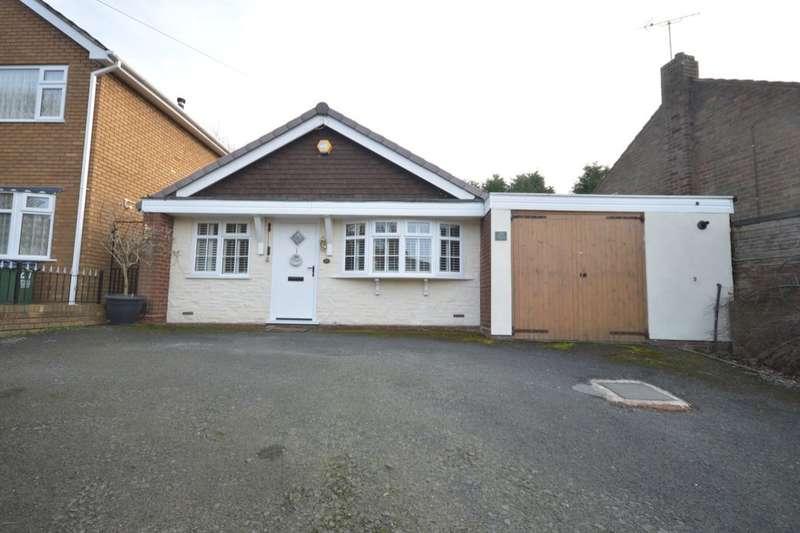 1 Bedroom Detached Bungalow for sale in Blackberry Lane, Rowley Regis, B65