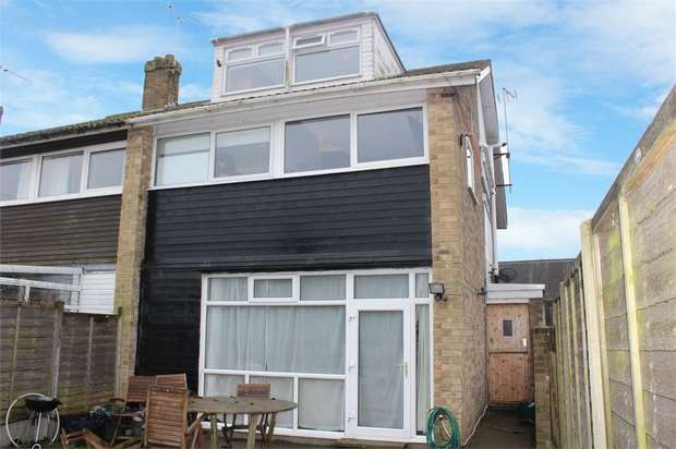 4 Bedrooms Semi Detached House for sale in Football Green, Hornsea, East Riding of Yorkshire