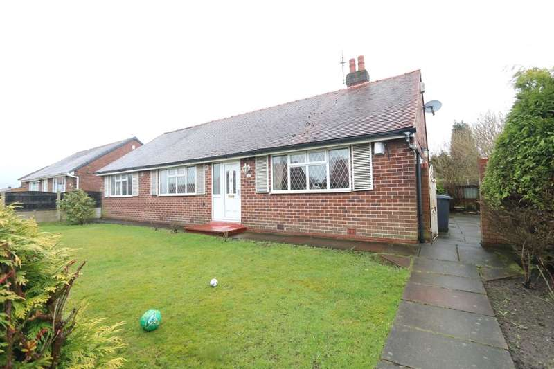 3 Bedrooms Detached Bungalow for sale in Radnor Avenue, Denton, Manchester, M34