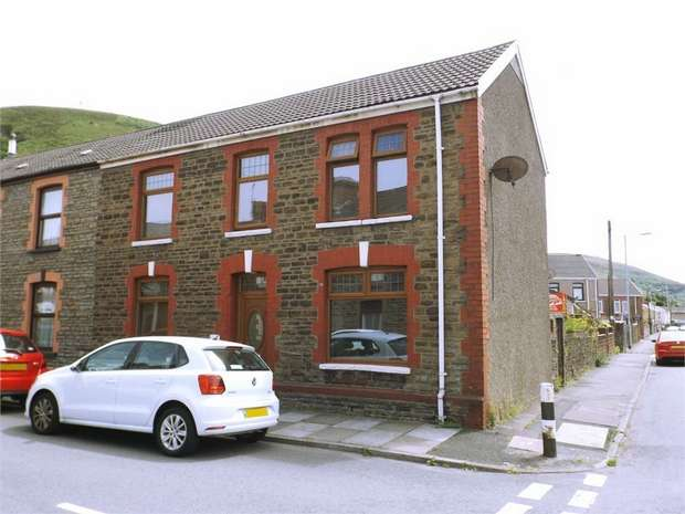 4 Bedrooms Semi Detached House for sale in King Street, Port Talbot, West Glamorgan