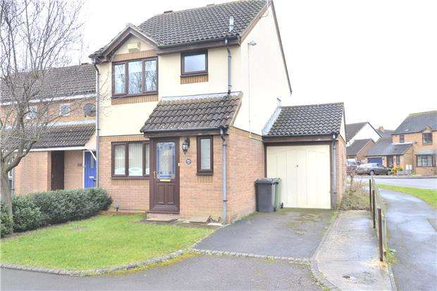 3 Bedrooms Semi Detached House for sale in Ellison Close, Abbeymead, GLOUCESTER, GL4 5YQ