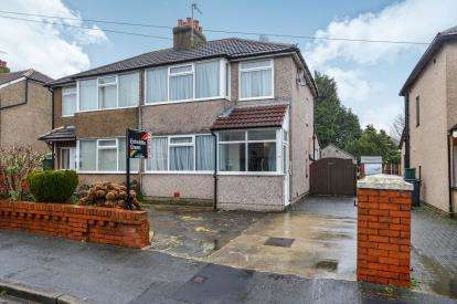 3 Bedrooms Semi Detached House for sale in Cleveleys Avenue, Lancaster, Lancashire, LA1