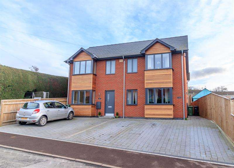 3 Bedrooms Semi Detached House for sale in Archenfield Road, Ross-On-Wye