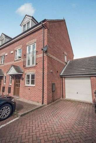 3 Bedrooms End Of Terrace House for sale in Coney Lane, Longford, Coventry, West Midlands
