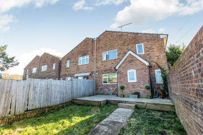 3 Bedrooms End Of Terrace House for sale in Clanfield, Waterlooville, Hampshire