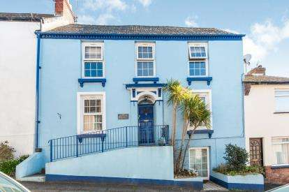 5 Bedrooms Terraced House for sale in Dawlish, Devon, .