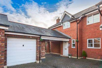3 Bedrooms Semi Detached House for sale in Rockbeare, Exeter, Devon