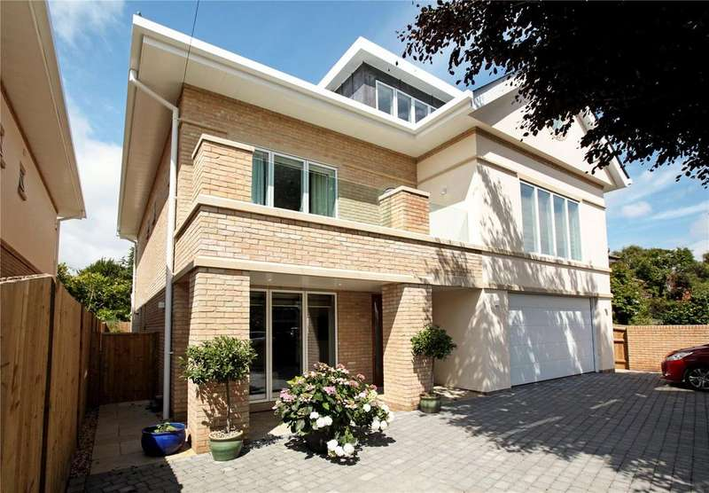 6 Bedrooms Detached House for sale in St Clair Road, Canford Cliffs, Poole, Dorset, BH13
