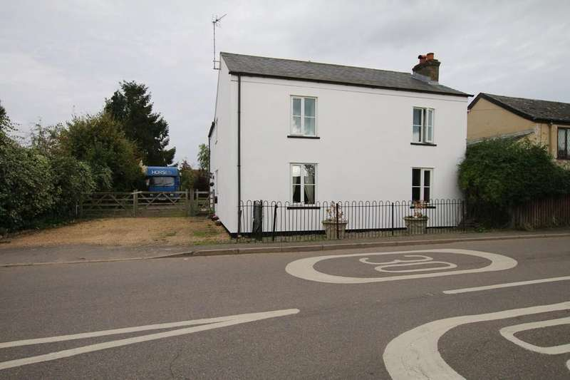 5 Bedrooms Cottage House for sale in Westfield Road, Manea, March