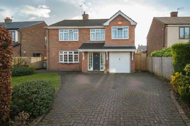 5 Bedrooms Detached House for sale in Gorse Bank Road, Hale Barns