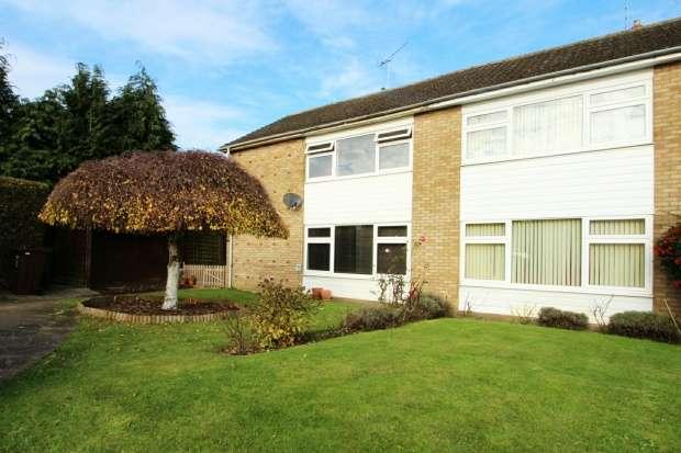 3 Bedrooms Semi Detached House for sale in Pilgrim Close, St Albans, Hertfordshire, AL2 2JD