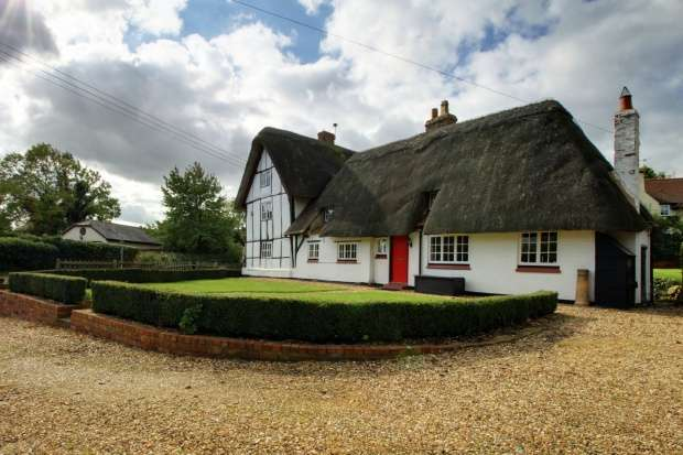 7 Bedrooms Detached House for sale in Cranfield Road, Newport Pagnell, Buckinghamshire, MK16 0HL