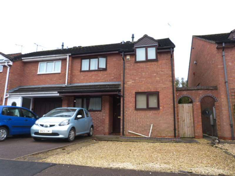 5 Bedrooms Semi Detached House for rent in Nuffield Close, St Johns WR2