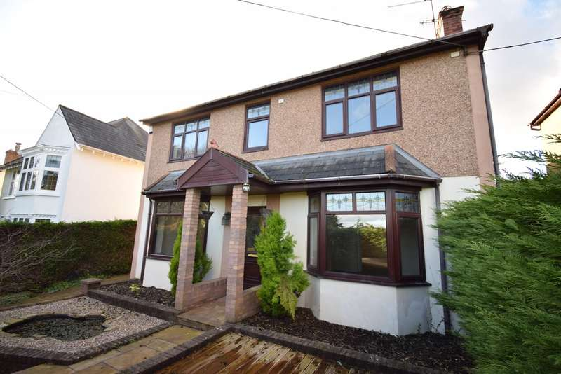 5 Bedrooms Detached House for sale in Rowan Crescent, Griffithstown, Pontypool, NP4