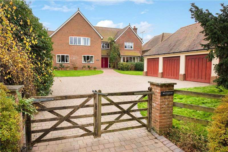 7 Bedrooms Detached House for sale in Church Lane, Preston, Hitchin, Hertfordshire