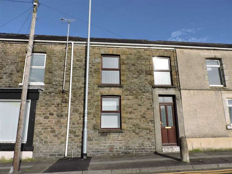 3 Bedrooms Terraced House for sale in Dynevor Terrace, Pontardawe