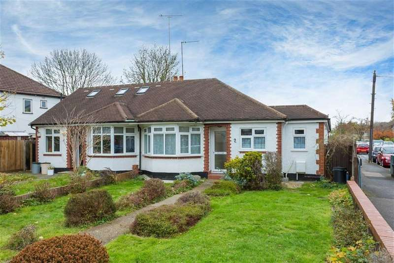 2 Bedrooms Semi Detached Bungalow for sale in Fore Street, Old Eastcote