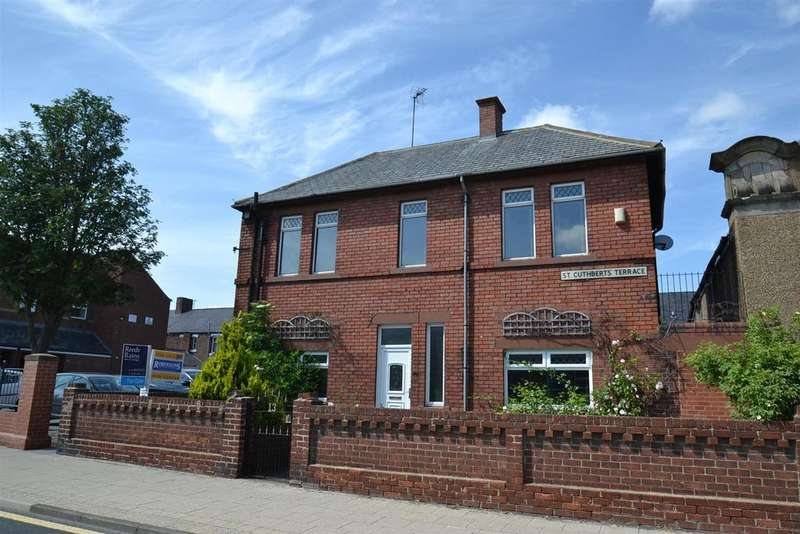 3 Bedrooms Detached House for sale in St. Cuthberts Terrace, Ferryhill