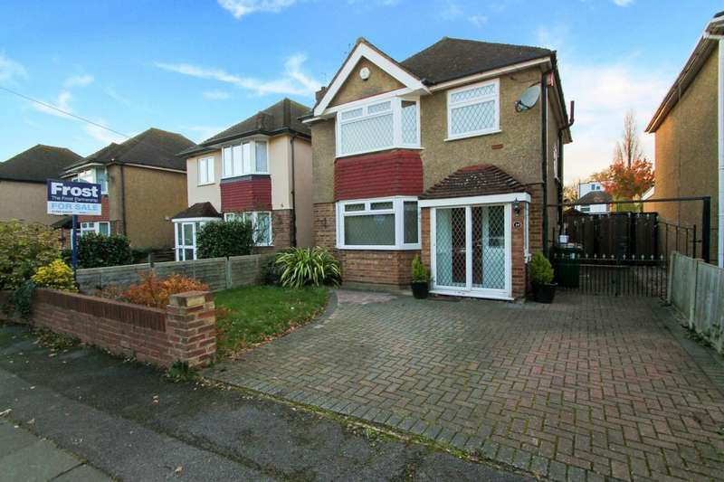 3 Bedrooms Detached House for sale in Short Lane, Stanwell, TW19