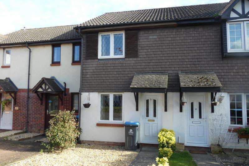 2 Bedrooms Terraced House for sale in Strathmore Close, Carterton, Oxon