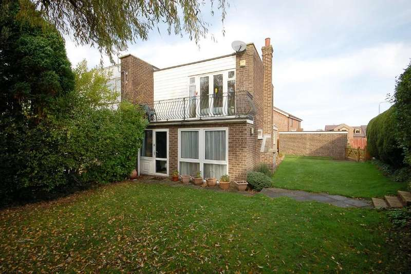 2 Bedrooms End Of Terrace House for sale in Beech Avenue, Sheringham