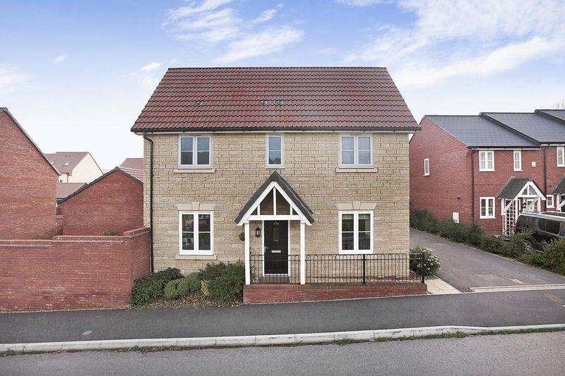3 Bedrooms Detached House for sale in Lilliana Way, Wilstock Village, Bridgwater