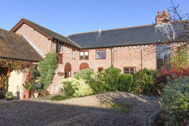5 Bedrooms Barn Conversion Character Property for sale in Effingham