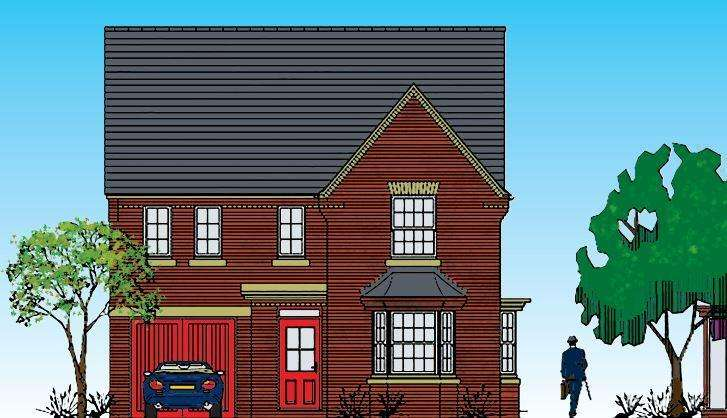 4 Bedrooms Detached House for sale in Plot 1, Holbeache Road, Kingswinford, DY6 0HE
