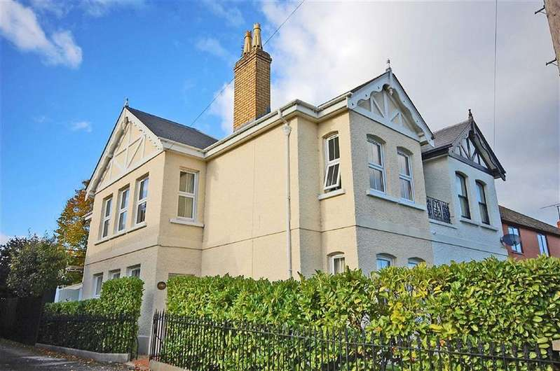 4 Bedrooms Semi Detached House for sale in Cirencester Road, Charlton Kings, Cheltenham, GL53